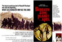 Beneath the Planet of the Apes - 11 x 17 Movie Poster - Style B