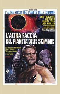 Beneath the Planet of the Apes - 11 x 17 Movie Poster - Italian Style A