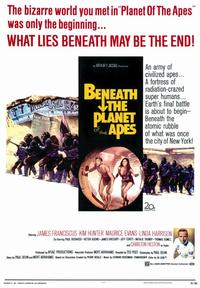 Beneath the Planet of the Apes - 43 x 62 Movie Poster - Bus Shelter Style A