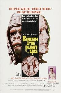Beneath the Planet of the Apes - 27 x 40 Movie Poster - Style D