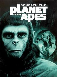 Beneath the Planet of the Apes - 11 x 17 Movie Poster - Style F