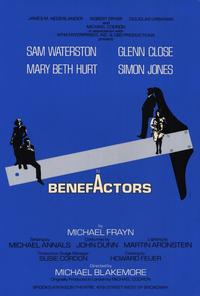 BenefActors (Broadway) - 11 x 17 Poster - Style A