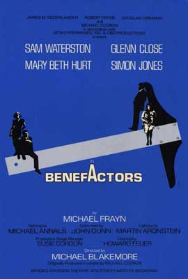 BenefActors (Broadway) - 27 x 40 Movie Poster - Style A