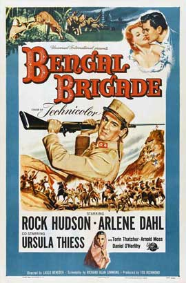 Bengal Brigade - 11 x 17 Movie Poster - Style A