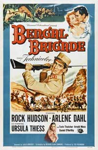 Bengal Brigade - 27 x 40 Movie Poster - Style A