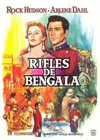 Bengal Brigade - 27 x 40 Movie Poster - Spanish Style A
