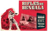 Bengal Brigade - 43 x 62 Movie Poster - Spanish Style A