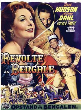 Bengal Brigade - 11 x 17 Movie Poster - French Style A
