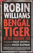 Bengal Tiger at the Baghdad Zoo (Broadway) - 27 x 40 Poster - Style A