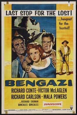 Bengazi - 11 x 17 Movie Poster - Style A