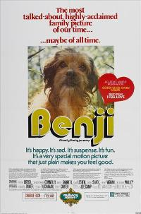 Benji - 27 x 40 Movie Poster - Style B