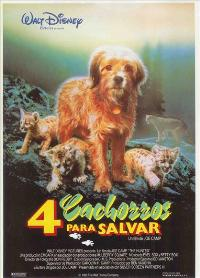 Benji the Hunted - 27 x 40 Movie Poster - Spanish Style A