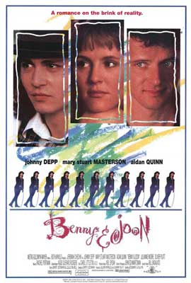 Benny & Joon - 27 x 40 Movie Poster - Style A
