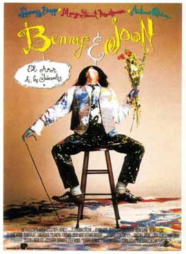 Benny & Joon - 11 x 17 Movie Poster - Spanish Style A