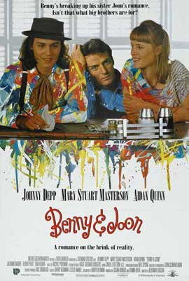 Benny & Joon - 11 x 17 Movie Poster - Style D