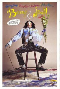 Benny & Joon - 11 x 17 Movie Poster - Style B - Museum Wrapped Canvas