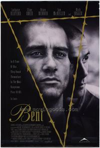 Bent - 43 x 62 Movie Poster - Bus Shelter Style A