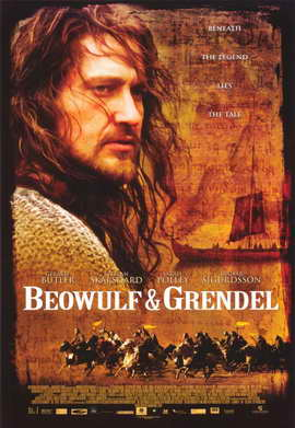 Beowulf & Grendel - 11 x 17 Movie Poster - Style A