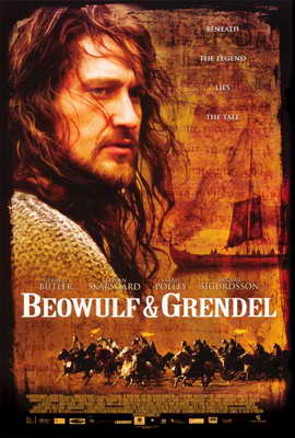 Beowulf & Grendel - 27 x 40 Movie Poster - Style A