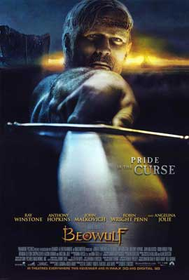 Beowulf - 11 x 17 Movie Poster - Style A