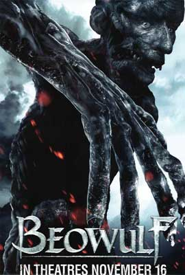 Beowulf - 27 x 40 Movie Poster - Style E