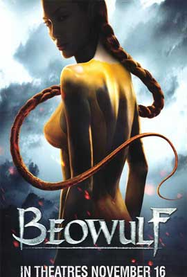 Beowulf - 27 x 40 Movie Poster - Style F