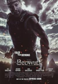 Beowulf - 11 x 17 Movie Poster - Style H