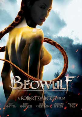 Beowulf - 27 x 40 Movie Poster - Style M