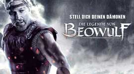 Beowulf - 11 x 17 Movie Poster - German Style B