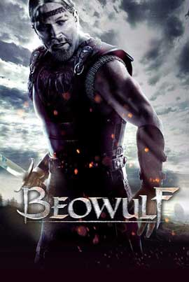 Beowulf - 11 x 17 Movie Poster - Style U