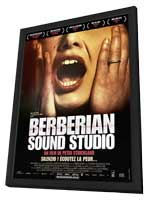 Berberian Sound - 11 x 17 Movie Poster - French Style A - in Deluxe Wood Frame