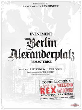 Berlin Alexanderplatz - 11 x 17 Movie Poster - French Style A