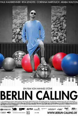 Berlin Calling - 27 x 40 Movie Poster - German Style A