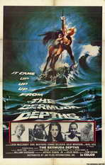 Bermuda Depths - 11 x 17 Movie Poster - Style A
