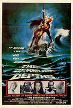 Bermuda Depths - 27 x 40 Movie Poster - Style A