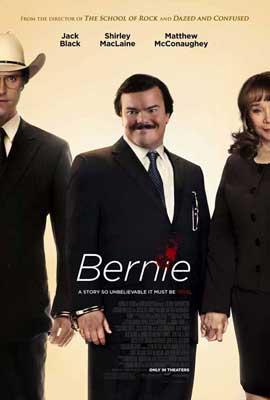 Bernie - 11 x 17 Movie Poster - Style A