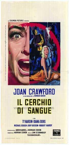 Berserk! - 11 x 17 Movie Poster - Italian Style A