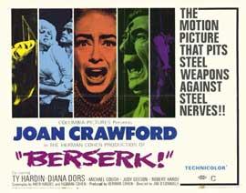 Berserk! - 11 x 14 Movie Poster - Style A