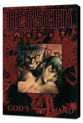 Berserk - 27 x 40 Movie Poster - Style B - Museum Wrapped Canvas