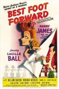 Best Foot Forward - 11 x 17 Movie Poster - Style A