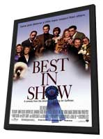 Best in Show - 11 x 17 Movie Poster - Style A - in Deluxe Wood Frame