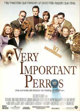 Best in Show - 27 x 40 Movie Poster - Spanish Style B