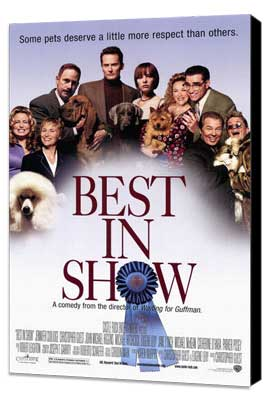 Best in Show - 27 x 40 Movie Poster - Style A - Museum Wrapped Canvas