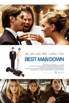 Best Man Down - 11 x 17 Movie Poster - Style A
