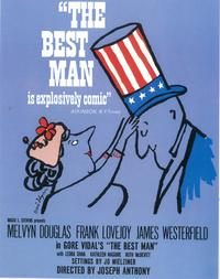 Best Man, The (Broadway) - 11 x 17 Poster - Style A
