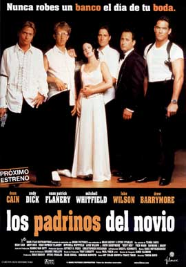 Best Men - 27 x 40 Movie Poster - Spanish Style A