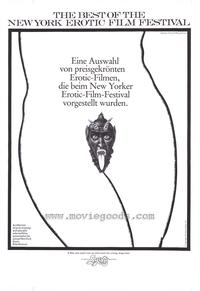 Best of New York Erotic Film Festival - 11 x 17 Movie Poster - Style A