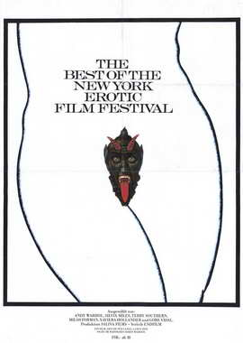 Best of New York Erotic Film Festival - 11 x 17 Movie Poster - Style B