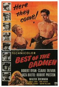 Best of the Badmen - 27 x 40 Movie Poster - Style A