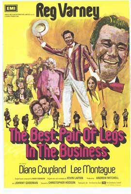 Best Pair of Legs in Business - 11 x 17 Movie Poster - Style A